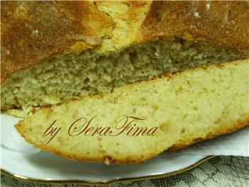 салат с зеленой папайей и огурцом Домашний хлеб с цельнозерновой мукой, кумином и картофелем идею с... - 3