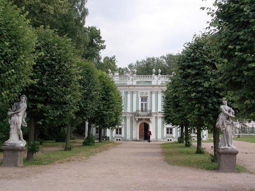 Итальянский домик ( 1755г ) Эрмитаж ( 1765 - 1767г ) Голландский домик ( 1749 г )