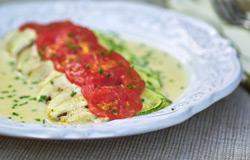 Блюда из пасты и риса Блюда из пасты Тесто Тесто для пасты и равиоли Приготовление пасты со шпинато... - 4