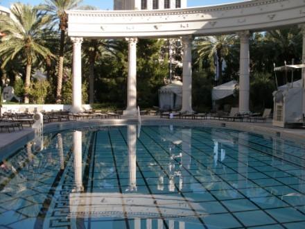Один из самых красивых отелей в Вегасе, на мой взгляд, безусовно Ceasar palace Он протягивается на... - 5