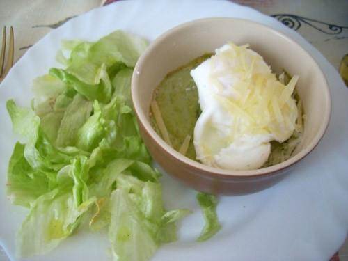 вариации на тему яичных завтраков: Омлет с сушёными помидорами, оливками и каперсами Яйцо, сваренно... - 3