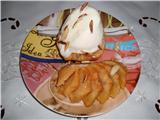 ДЕСЕРТЫ Фрукты и ягоды в ананасовом желе Гранатовая панна котта Десерт с айвой - от МОРОЖЕНОЕ Медов...