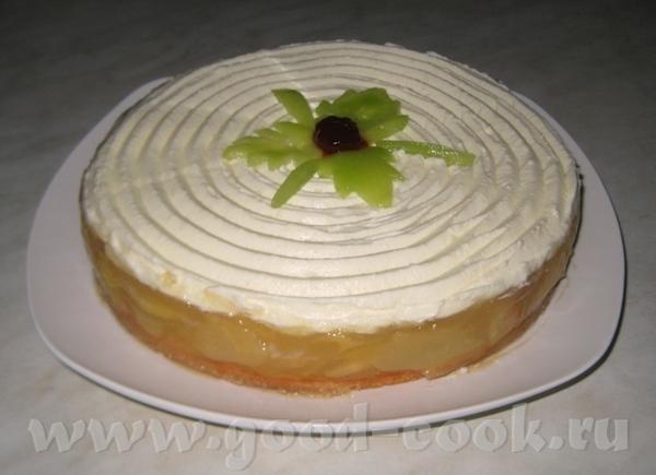 Аннушка, большое спасибо за рецепт Грушевого торта