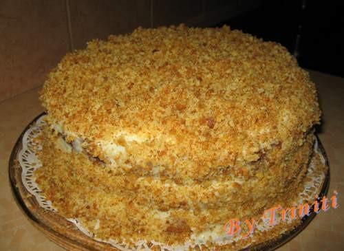 Рецепт торта быстро и просто на день рождения