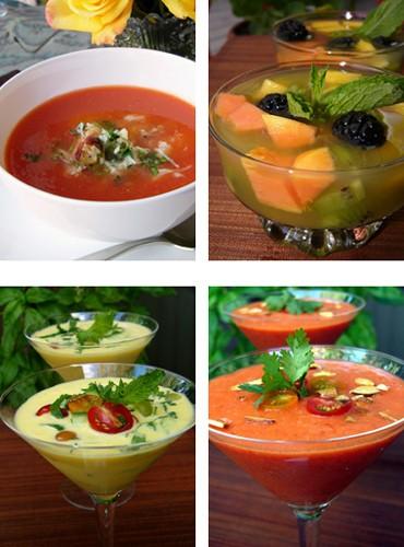 Горячие cупы Супы овощные С грибами и баклажанами Суп-пюре грибной Суп из баклажанов с грибами от C... - 2