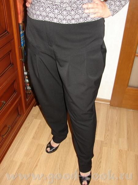 """Общий вид (типа """"турецких штанов"""") Особенности кроя: спущенная линия бёдер - 2"""