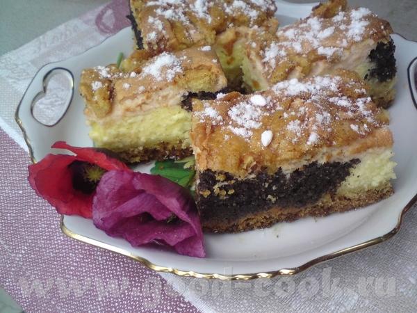 И я с пирогом на новую квартЕру - с маком и творогом , Яринка называется Рецепт отсюда Анечка, как...