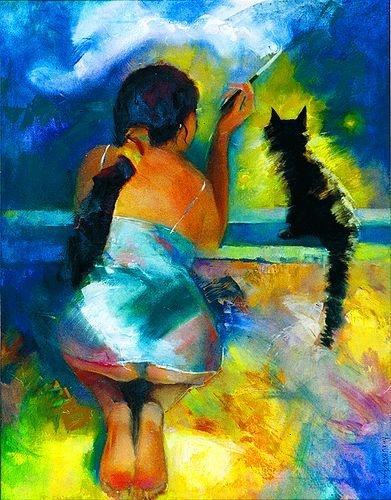 Кто котиков просил,читала все ,чтоб не пропустить,И не догонять,писать сил не было,жара замучила - 8