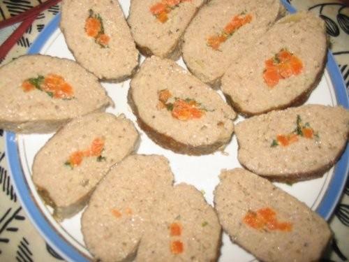 яичница салатик гриль колбаски ещё один салатик щи со щавелем(как с капустой только вместо капусты... - 6