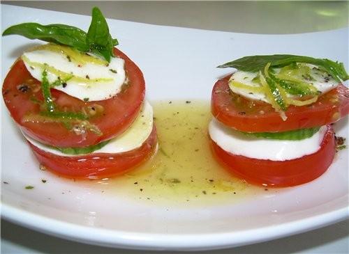 Салат Пасхальный с Языком из телятины Салат« Этаж» из садовых овощей Чилийский салатик - 2