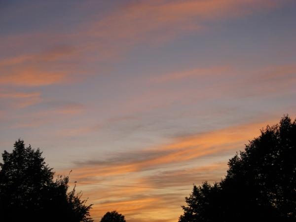 Ну вот и я, наконец то с закатом сентябрьским - 5