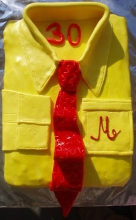 Лаура попросила рассказать как я украшала тортик - 3
