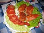 Волованы с сырным кремом и красной икрой от larissa1312 Деликатес из курицы с сушеными грибами Жюль... - 8