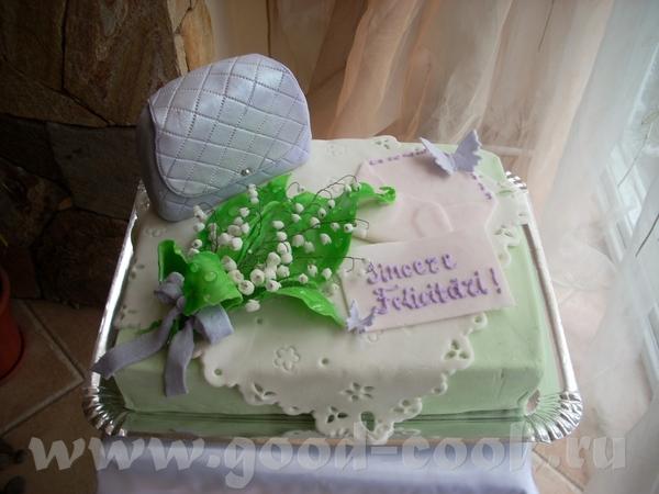 Тортик для моей подруги