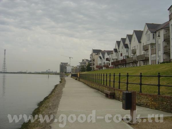 а вот так выгдядит Темза в местах, где нет туристов - 3