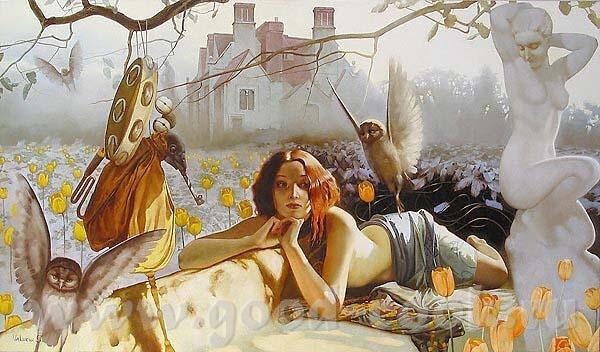 Xудожник Vladimir Volegov Xудожник Pino Xудожник John Pitre Художница Svetlana Valujeva - 4