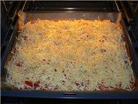Хочу поделиться своим рецептом пиццы, ммм - 6
