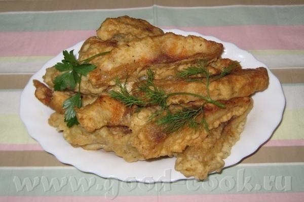 Рыбу в кляре таким способом готовлю давно, но прежде чем выложить рецепт, посмотрела в поиске и наш... - 4