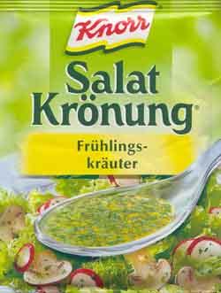 Моцарелла маринованая моцареллу порезать шайбами, развести готовую смесь-заливку для салатов по инс... - 2
