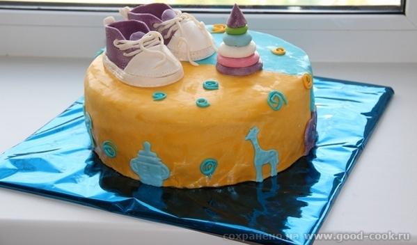 """Торт """"для мальчика"""""""