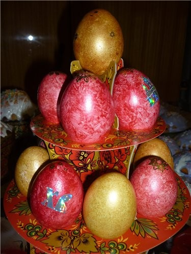 Девочки, милые, и те кто заходит ко мне в гости, от всего сердца поздравляю всех со светлым праздни...