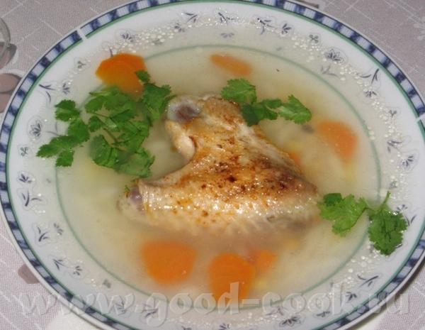 """Бонус-задание, Первые блюда, страница 21: Суп """"Салоники"""" от Вкусный, легкий супчик - 2"""