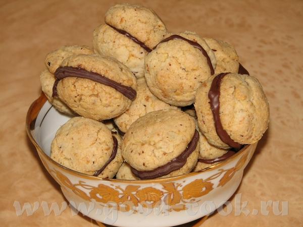Орешки с шоколадом от Аyn