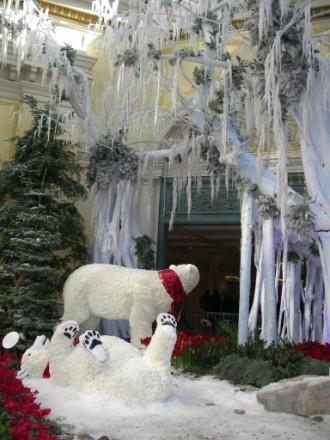 Нy и конечно же знаменитые поющие фонтаны у Белажиo кстати, по этой ссылке вы можете посмотреть фра... - 10