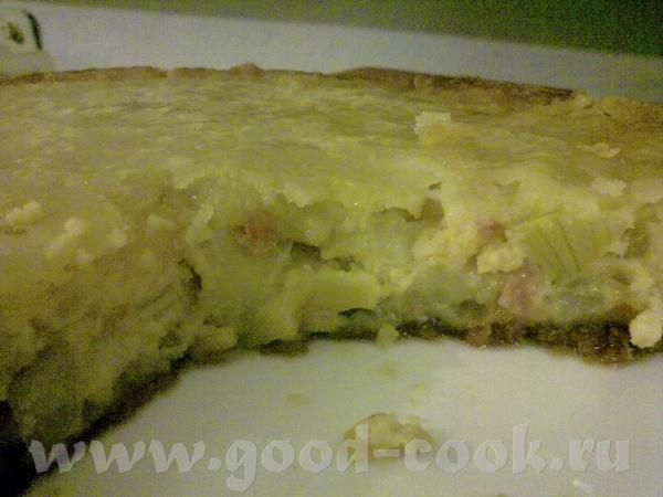 Луковый пирог от lusek Желание №2 выполнено - 2