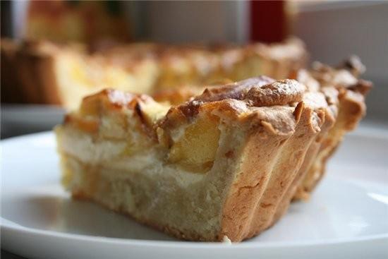 пирог чемберлен