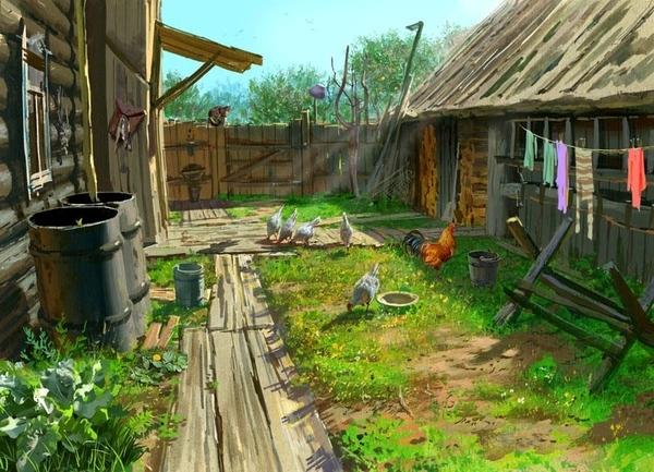 Обустройство двора своими руками для детей - Xaxatalka.ru