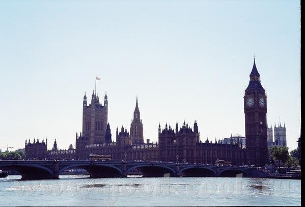 Лондон - 3