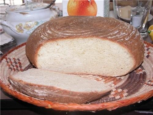 Нельчик, спасибо за рецепт Деревенского хлеба на закваске , ну очень вкусныи хлеб получился
