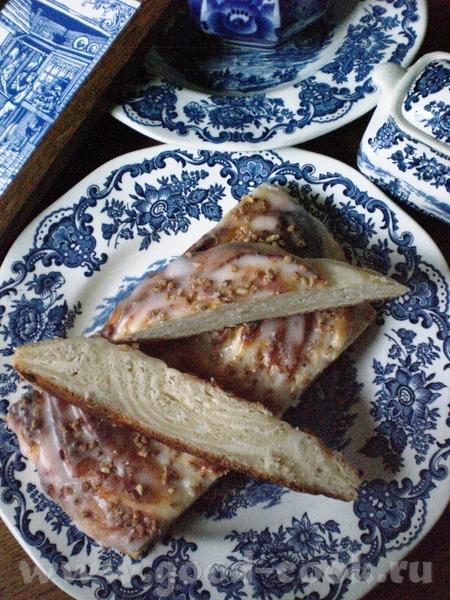Творожная плетёнка Topfenstrieze Замечательно вкусный пирожок из моего любимого творожно-масляного...
