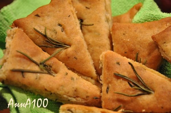 Печенье с медом и розмарином - 2