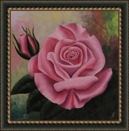 Исправленный вариант розы