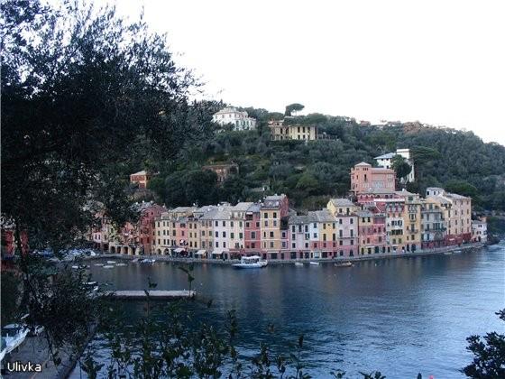 игрушечный городок Портофино (Portofino) это рай для состоятельных людей, куда они приезжают, чтобы... - 2