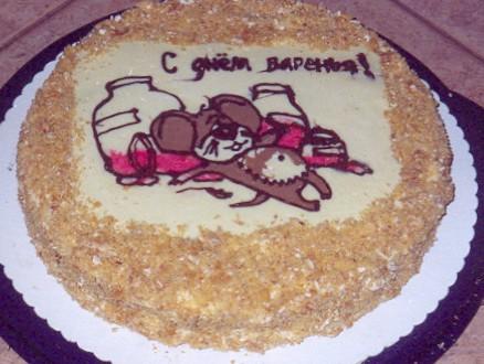 торт от Лена22 торты от Yana