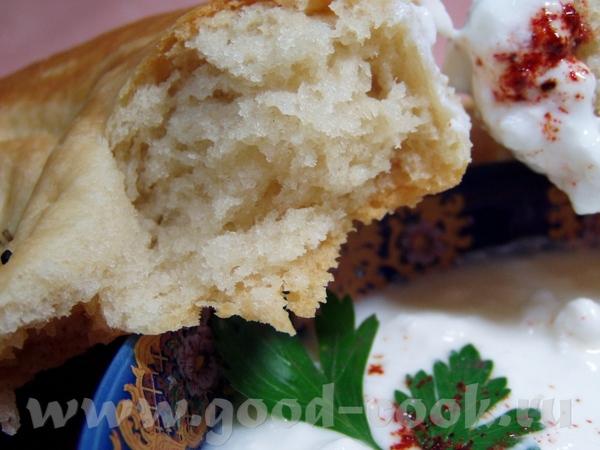Патыр(узбекские лепешки) 500 г муки 2/3 стакана растительного масла 2/3 стакана теплого молока 1 ст - 2