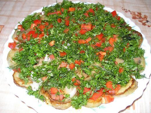 Жанна, хочу еще раз поблагодарить за Пестренький салатик - любимое блюдо нашей семьи, ну, очень вку...