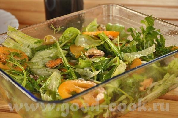 вкусила я этот салатик, теперь часто готовлю, такоц летний средиземноморский