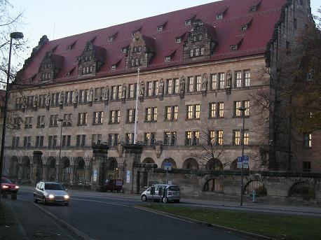 Ну и одно из самых известных, может быть для нас (бывших СССРовцев) здание - здание, где проходил п...