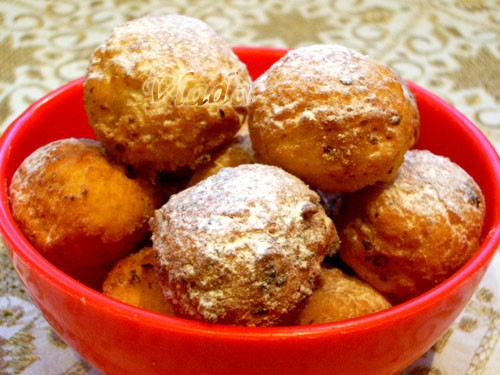 Попробуйте пончики с хрустящей корочкой и нежной внутренностью(взяты из рецептов у мамы) Творожные... - 2