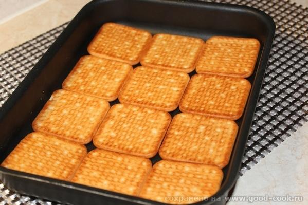 """Сэндвич """" Айсберг"""" Нам понадобится Крекер солёный у меня получилось 24штуки Сметана 400 гр Болгарский перец 1/2 Мар... - 5"""
