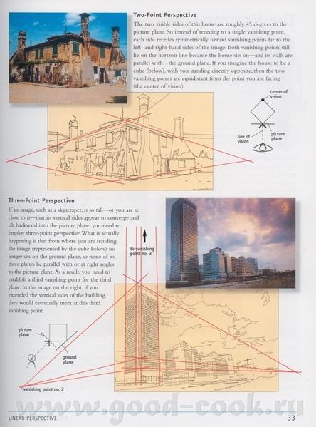 Немного о линейной перспективе и линии горизонта - 2