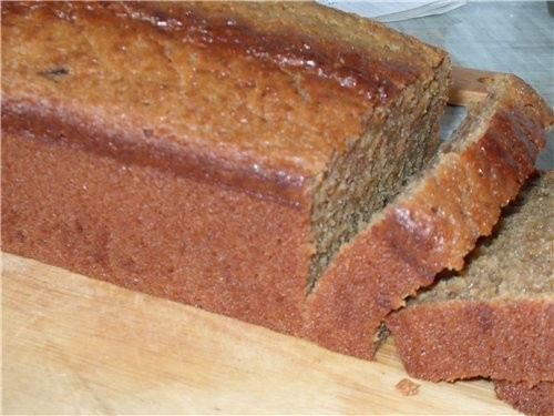 Кекс с яблочным пюре источник рецепта: сайт gotovim - 2