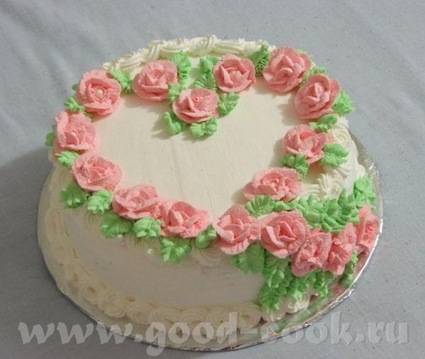 Торт для мамы на день рождения своими руками рецепт с фото
