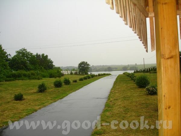 Продолжаю Очень красивое озеро в Коваливке - 4