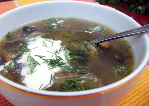 Cпасибо большое за вкусный рецепт Ароматного грибного супчика и за вкусный рецепт кролика в вишнево...