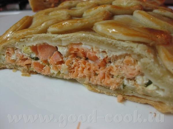 Рыбный пирог - 2